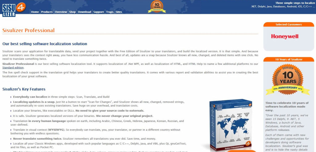 Software Localization Tool