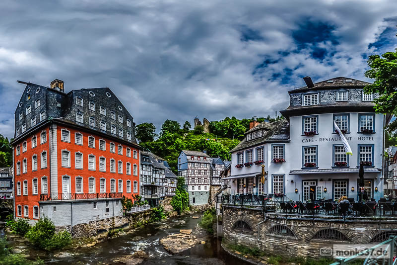City Terrace Monschau. Motiv #0045